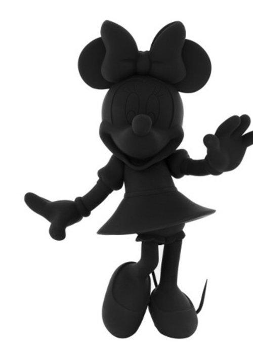 Minnie Mouse - Mat zwart