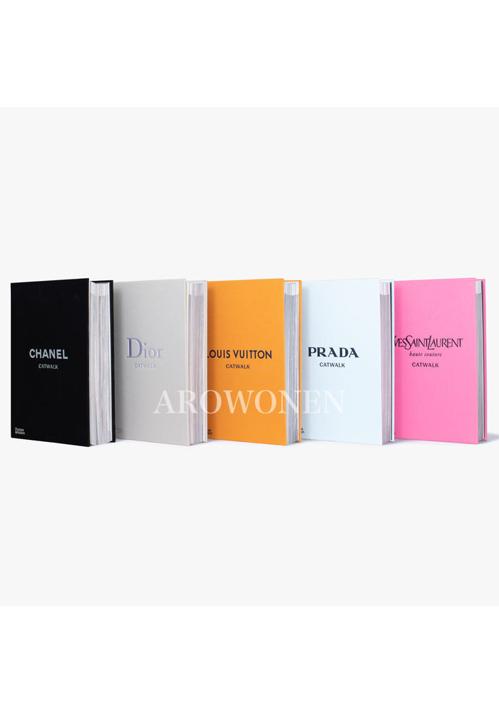 Bookstack - The Catwalk Series Collection  - Set of 5