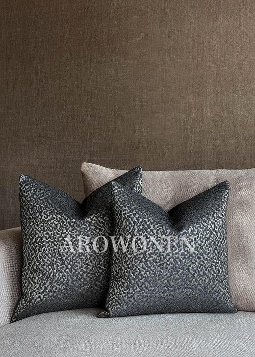 Decorative Cushion - Maxton - Icarus Grey