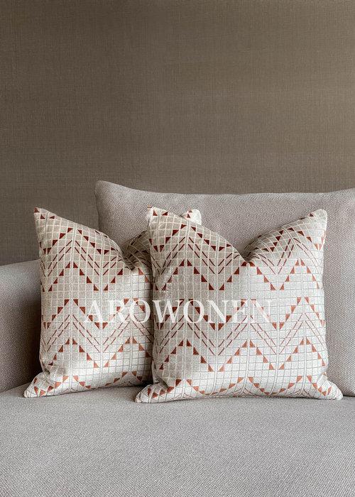 Decorative Cushion - Judson - Ginger