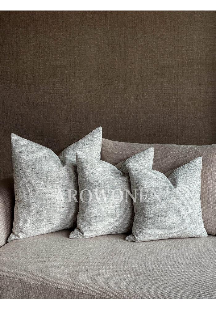 Decorative Cushion - Tweed - Sand