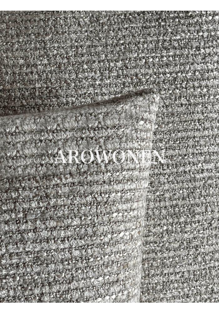 Sierkussen - Cornelius - Walnut Bruin