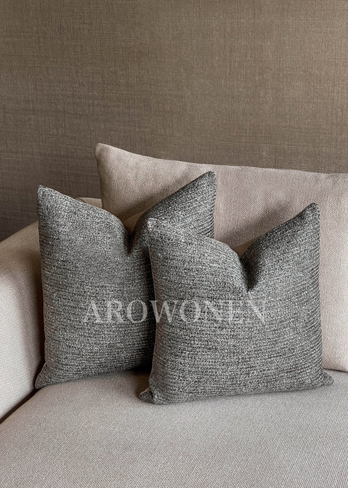 Decorative Cushion - Cornelius - Walnut Brown