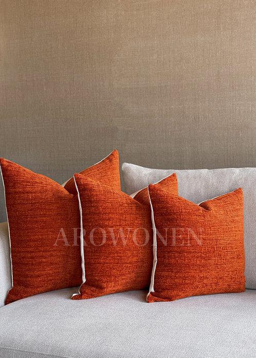 Decorative Cushion - Augustine - Bonfire Flame