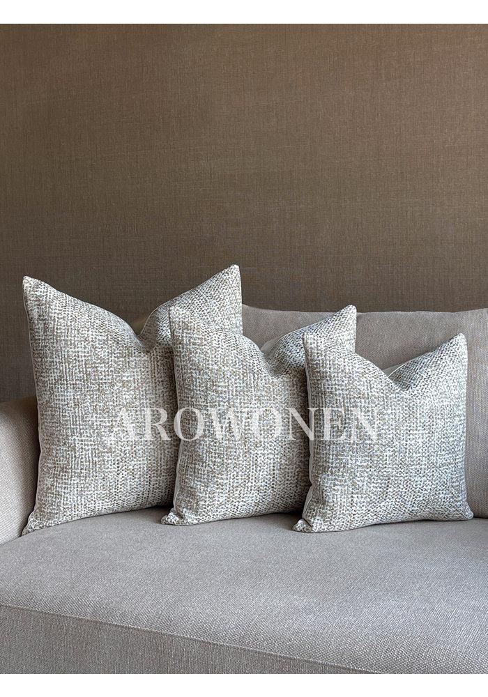 Decorative Cushion - Eugina - Vintage Beige
