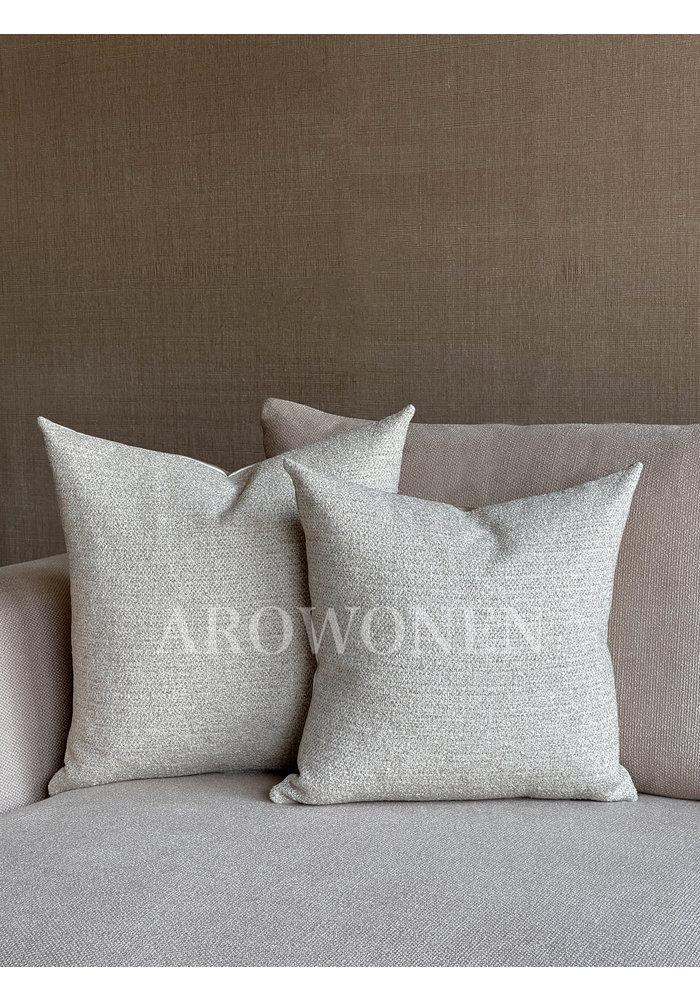 Decorative Cushion - Justina - Alabaster White