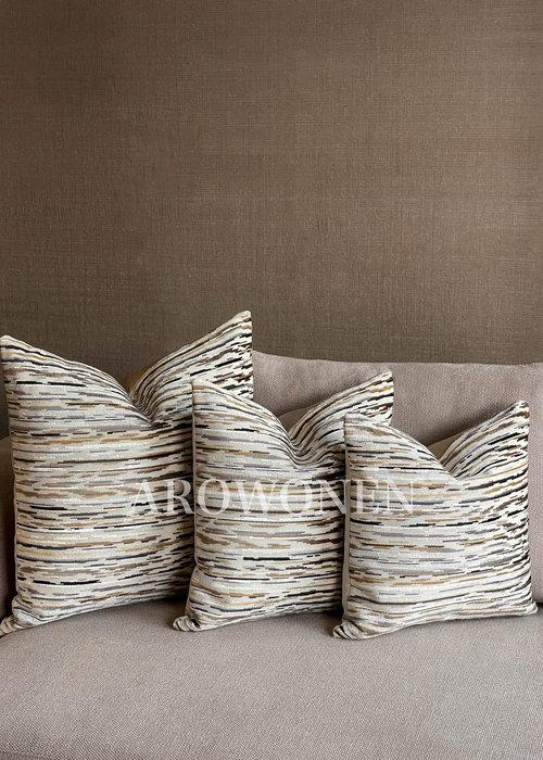 Decorative Cushion - Jacinda - Ochre Glaze