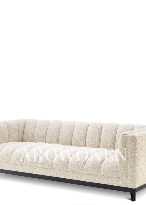 Sofa - Makena - Cream