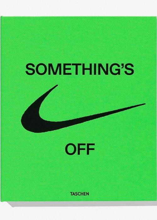 Book - Virgil Abloh. Nike. ICONS