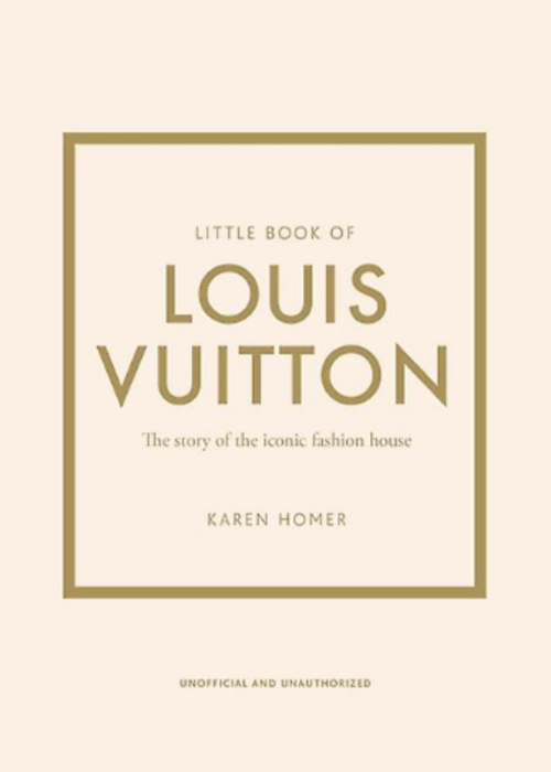 Book - The Little Book of LV