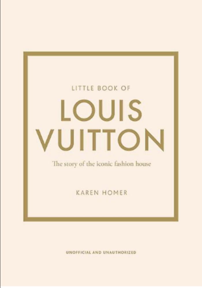 Boek - The Little Book of Louis Vuitton
