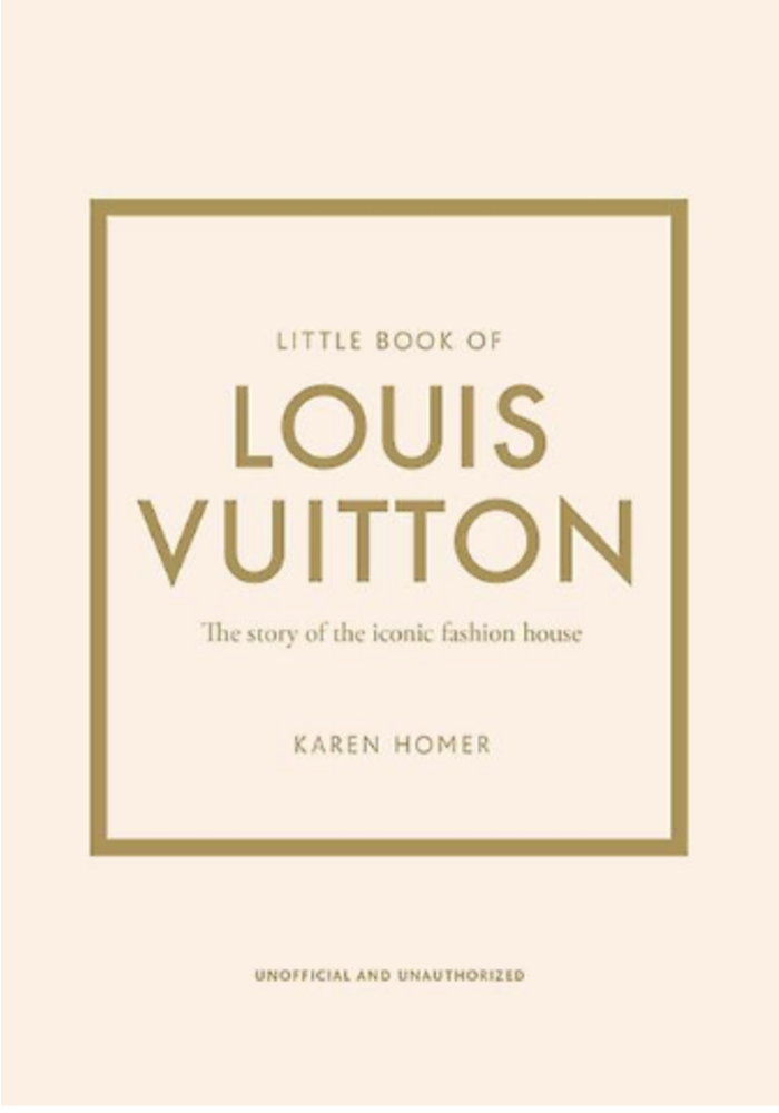 Book - The Little Book of Louis Vuitton
