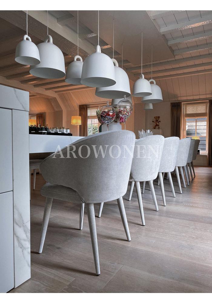 Dining chair - Shalia - Sand