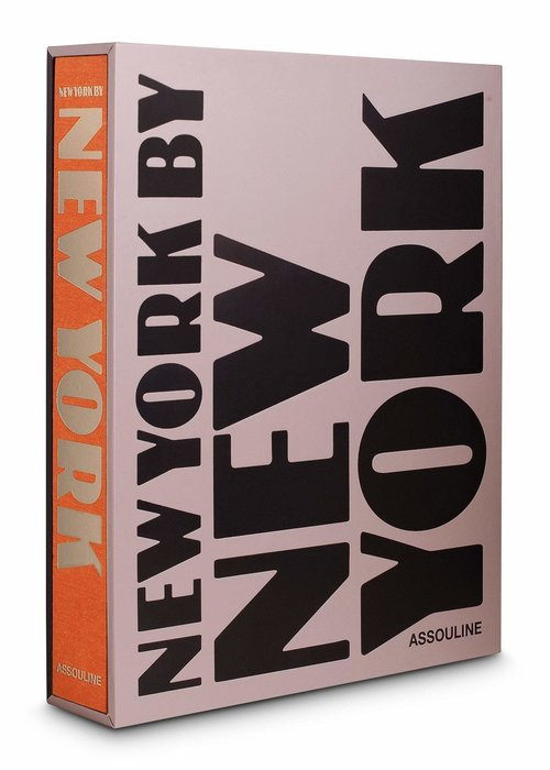 Boek - New York by New York