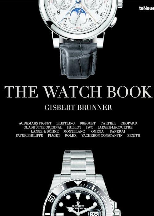 Boek - The Watch Book  - Gisbert Brunner