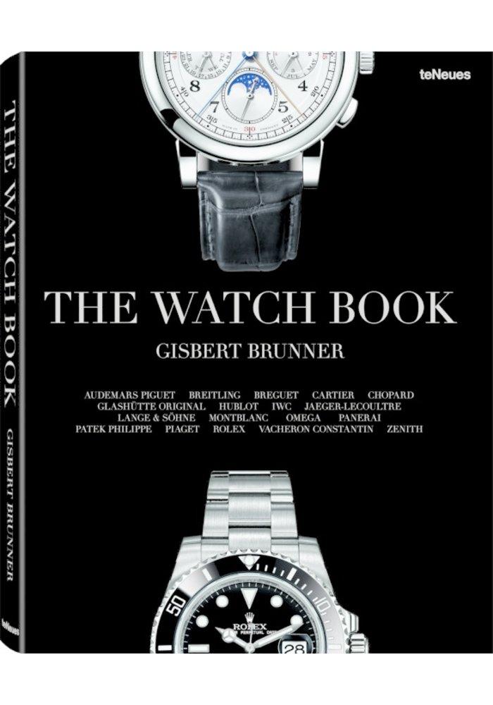 Book - The Watch Book - Gisbert Brunner