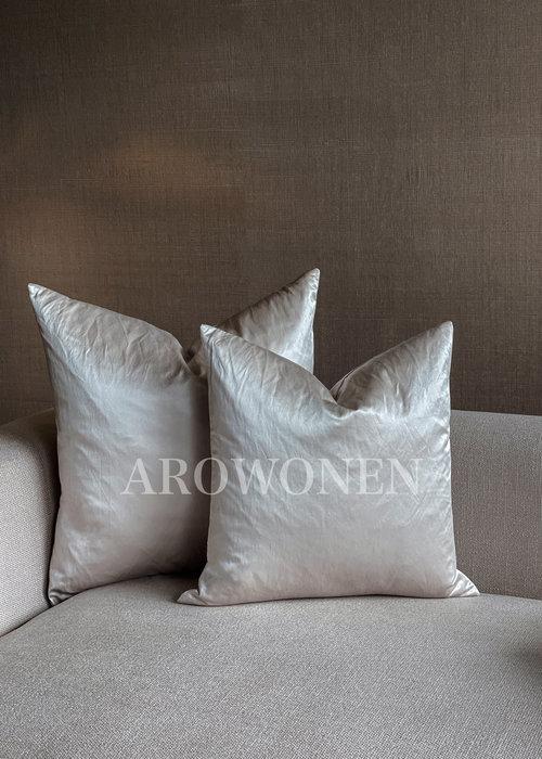 Decorative Cushion - Crunch - Warm Champagne