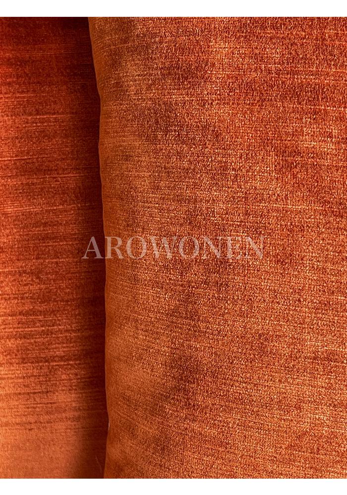 Sierkussen - Lavish - Burnt Orange