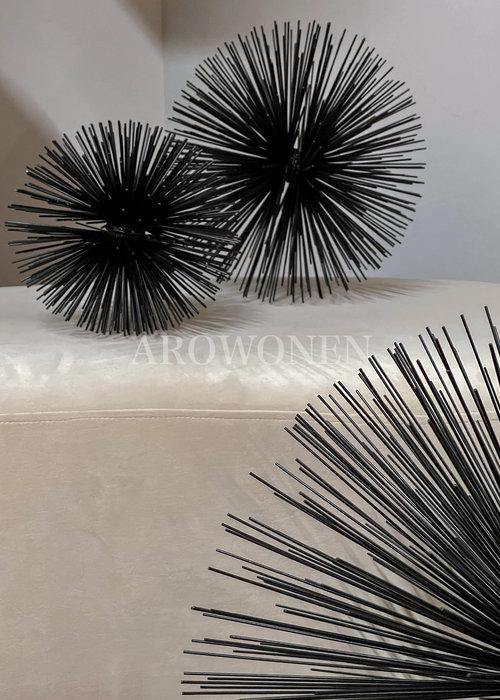 Object - Static Spike - Black - Ø26cm