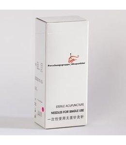 Forschungsgruppe Akupunktur 0,35x75mm Akupunkturnadel