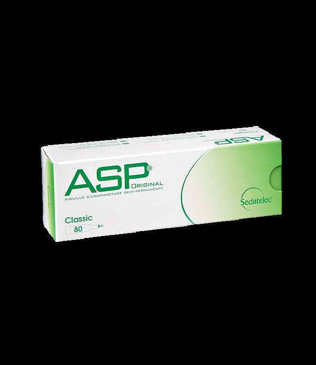 Sedatelec  ASP Original DauernadelASP Original DauernadelASP Dauernadel Sedatelec ASP Dauernadel (Ohrakupunktur) Schachtel à 80 Nadeln