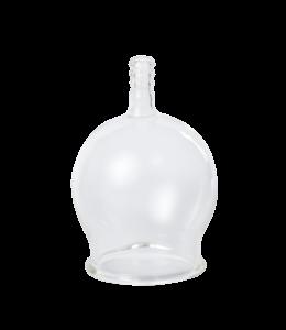 Schröpfglas mit Ball 4 cm