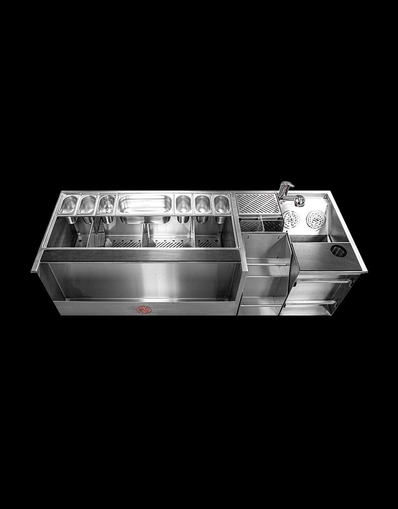 Kobayashi Workflow Engineering Cocktail Station | KB-1600-D1