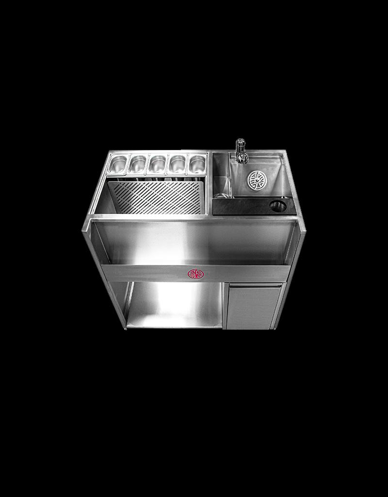Kobayashi Workflow Engineering Cocktail Station | KB-1000-S1