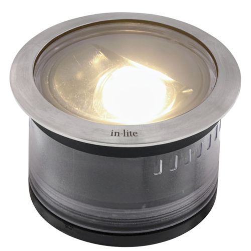 in-lite LUNA STAINLESS STEEL