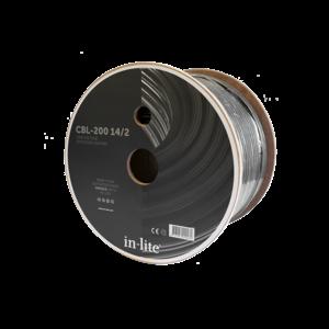 in-lite in-lite kabel 14/2 per meter