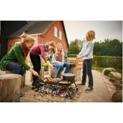 Bon fire Grill rooster gietijzer