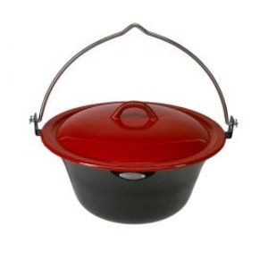Bon fire Pan met deksel