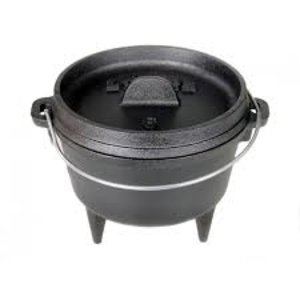 Lodge Camp Dutch Oven L6CO3, 15cm
