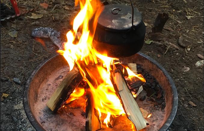 warmte bronnen om te koken