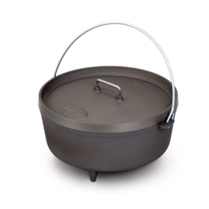 GSI Outdoors Hard anodized Dutch Oven 12