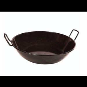 Vaello Paellapan Diep, 32cm zwart