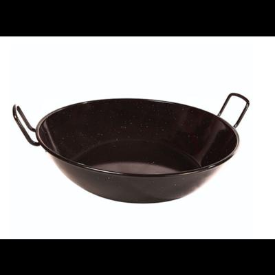 Vaello Paellapan Diep 40cm, zwart
