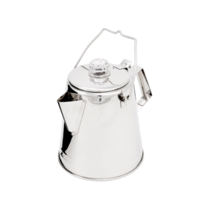 GSI Outdoors Glacier Stainless Percolator 14 Cup