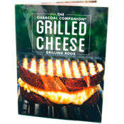Charcoal Companion Grilled Cheese Grilling Book CC3134