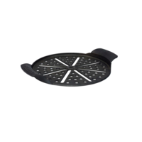 Bon fire Gietijzeren pizza plaat