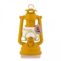 FEUERHAND Stormlamp 276  Geel