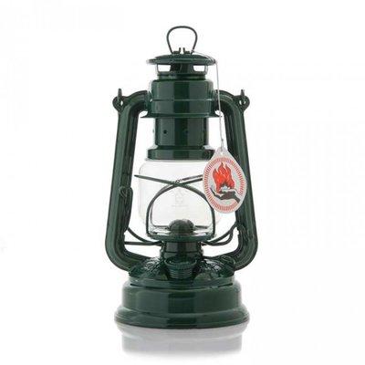FEUERHAND Stormlamp 276  mosgroen