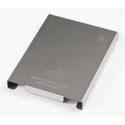 Bushbox Bushbox Base Plate voor LF Titanium