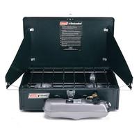 Coleman unleaded 2-burner stove