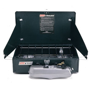 Coleman unleaded 2-burner stove