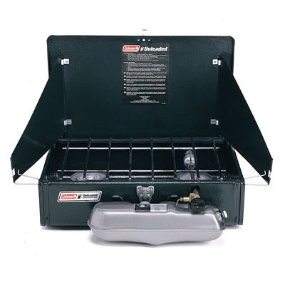 Coleman Coleman unleaded 2-burner stove