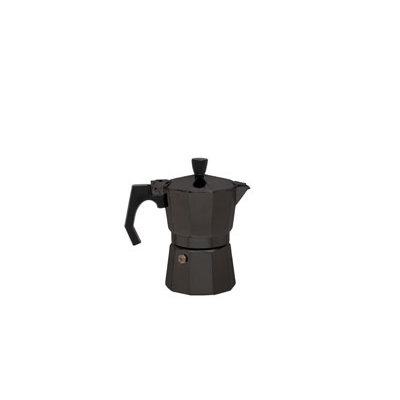 Basic Nature Basic Nature Percolator 6 cup zwart