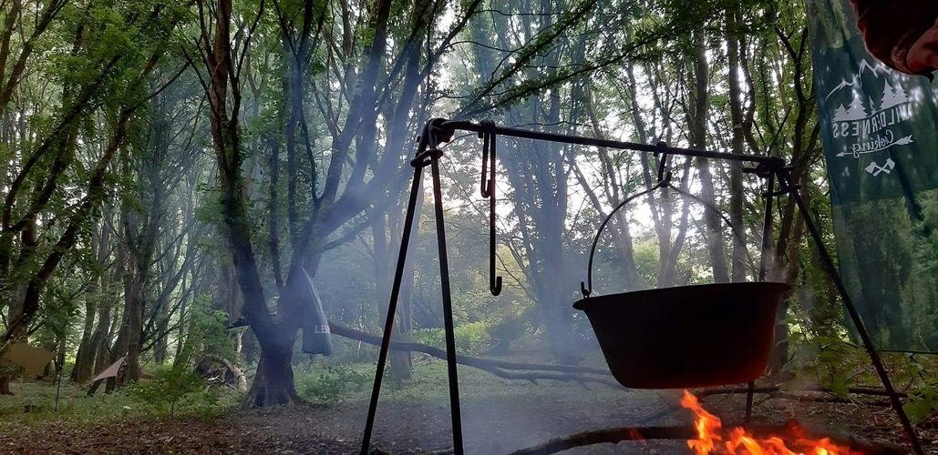 Wilderness Cooking | Alles voor buitenkoken | Van pan tot spatel alles wat u zoekt. banner 1