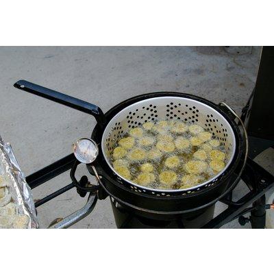 Camp Chef  Gietijzeren frituurpan 30 cm