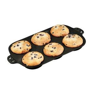 Camp Chef  glietijzeren muffinpan
